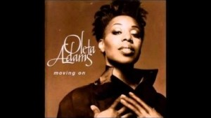 Oleta Adams-  Once In A Lifetime - Once In A Lifetime